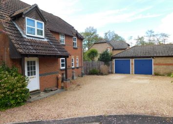 Thumbnail 4 bed detached house for sale in Fernlea Way, Dibden Purlieu