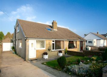 Thumbnail 3 bedroom semi-detached bungalow for sale in Hawthorn Close, Brookhouse, Lancaster