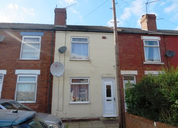Thumbnail 3 bed terraced house to rent in Gladstone Street, Mansfield Woodhouse