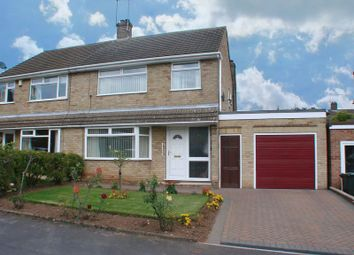 Thumbnail 3 bed semi-detached house for sale in Chatsworth Avenue, Radcliffe-On-Trent, Nottingham