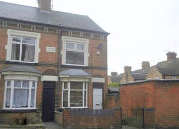 Thumbnail 2 bed terraced house to rent in Canal Street, Wigston, Leicester