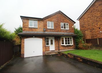 Thumbnail 5 bed detached house for sale in Shropshire Drive, Glossop