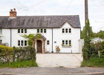 Thumbnail 4 bedroom semi-detached house for sale in Whitehall, Odiham, Hook