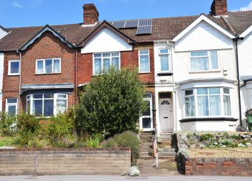 Thumbnail 2 bed terraced house for sale in Millbrook Road West, Southampton