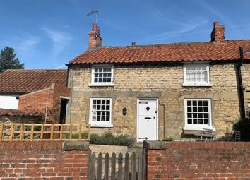 Thumbnail 2 bed cottage to rent in Chapel Lane, Pickering