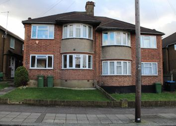 Thumbnail 3 bed flat to rent in Bryan Avenue, London