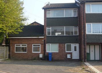 Thumbnail 1 bed flat to rent in Baslow Drive, Heald Green