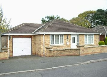 Thumbnail 2 bed detached bungalow for sale in Brackendale Road, Swanwick, Alfreton