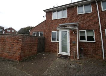 Thumbnail 1 bed semi-detached house to rent in Chainhouse Road, Needham Market, Ipswich