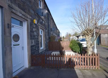 Thumbnail 1 bed flat for sale in Graham Street, Peebles
