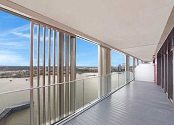 Thumbnail 3 bedroom flat to rent in Marco Polo Tower, Royal Wharf, London