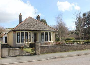 Thumbnail 3 bed bungalow for sale in Woodland Road, St. Austell