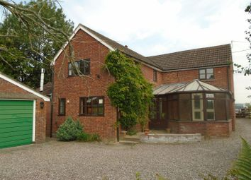 Thumbnail 4 bed detached house for sale in Shawbury, Shrewsbury