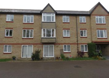 Thumbnail 1 bedroom flat to rent in Old Market Court, St. Neots