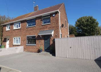 Thumbnail 2 bed semi-detached house for sale in Mindrum Way, Seaton Delaval, Tyne & Wear