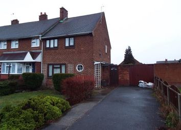 Thumbnail 2 bedroom semi-detached house for sale in Cavendish Road, Beechdale, Walsall, West Midlands