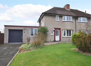 Thumbnail 3 bed semi-detached house for sale in Thornwell Road, Chepstow, Monmouthshire