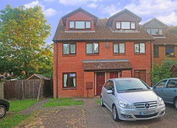 Thumbnail 2 bed maisonette for sale in Berrydale Road, Hayes, Greater London