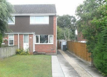 Thumbnail 2 bedroom property to rent in Granby Close, Winyates East, Redditch, Worcs.