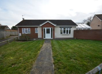 Thumbnail 1 bed detached bungalow to rent in Rushmere Road, Carlton Colville, Lowestoft