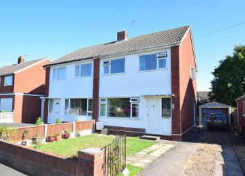 Thumbnail 3 bed semi-detached house for sale in Lansdowne Road, Bayston Hill, Shrewsbury
