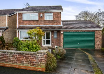 Thumbnail 4 bedroom detached house for sale in Tardrew Close, Beverley
