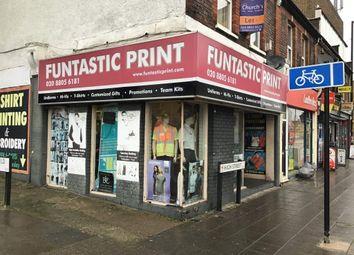 Retail premises for sale in High Street, Enfield EN3