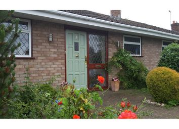 Thumbnail 3 bed detached bungalow for sale in The Slipe, Cheddington
