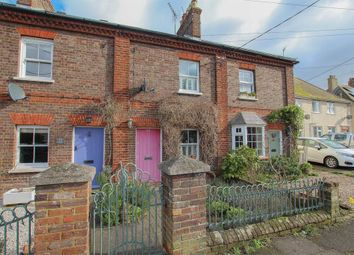 Marston Court, Station Road, Long Marston, Tring HP23. 2 bed terraced house