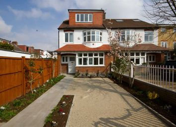 Thumbnail 4 bed property to rent in Southfield Road, London