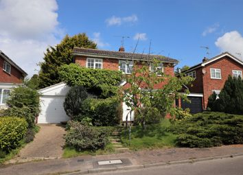 Thumbnail 3 bed detached house for sale in Woodthorpe Close, Hadleigh, Ipswich, Suffolk