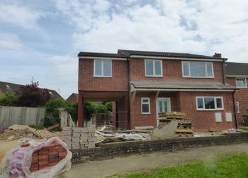 Thumbnail 4 bedroom detached house for sale in Cotswold Gardens, Longlevens, Gloucester