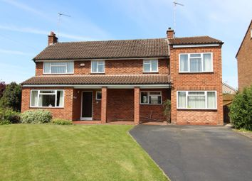 Thumbnail 4 bed detached house for sale in Evesham Street, Alcester