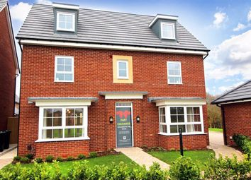 Thumbnail 5 bed detached house for sale in Kepple Lane, Garstang, Preston