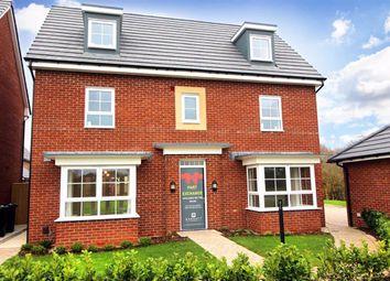 Thumbnail 5 bed detached house for sale in Kepple Lane, Garstang, Preston