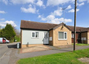 Thumbnail 2 bedroom terraced bungalow for sale in Park Lane, Godmanchester, Huntingdon, Cambridgeshire