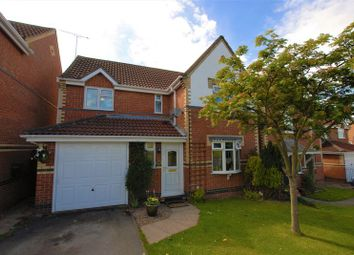 Thumbnail 4 bed detached house for sale in Partridge Drive, Uttoxeter