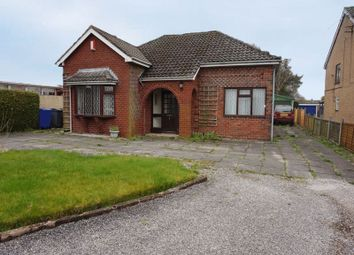 Thumbnail 2 bedroom detached bungalow for sale in The Wood, Meir, Stoke-On-Trent, Staffordshire