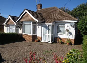 Thumbnail 2 bed semi-detached bungalow for sale in Bishops Drive, Kingsthorpe Village, Northampton