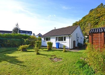Thumbnail 2 bed detached bungalow for sale in Glencruitten Road, Oban