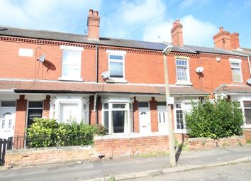 Thumbnail 2 bed terraced house for sale in Elms Road, Worksop