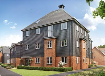 Thumbnail 2 bed flat for sale in Millpond Lane, Faygate, Horsham