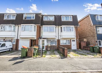 Thumbnail 4 bed terraced house for sale in Colman Road, London