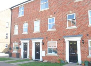 Thumbnail 4 bedroom town house for sale in Hayward Close, Hertfordshire