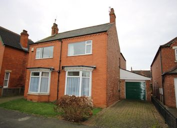 Thumbnail 4 bed detached house for sale in Ickworth Road, Sleaford