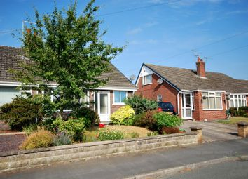 Thumbnail 2 bed semi-detached bungalow for sale in Barons Road, Shavington, Crewe