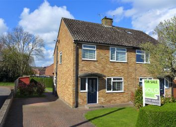 Thumbnail 2 bedroom semi-detached house for sale in Sycamore Road, Ripon