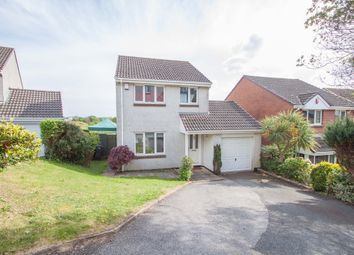 Thumbnail 3 bed detached house for sale in The Heathers, Woolwell, Plymouth