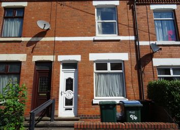 Thumbnail 3 bed terraced house to rent in Newcombe Road, Earlsdon, Coventry