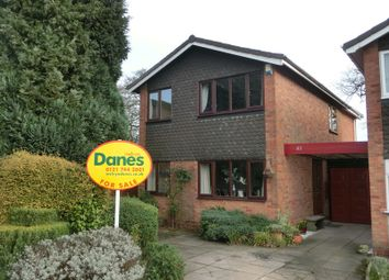 Thumbnail 4 bed link-detached house for sale in Hargrave Road, Shirley, Solihull